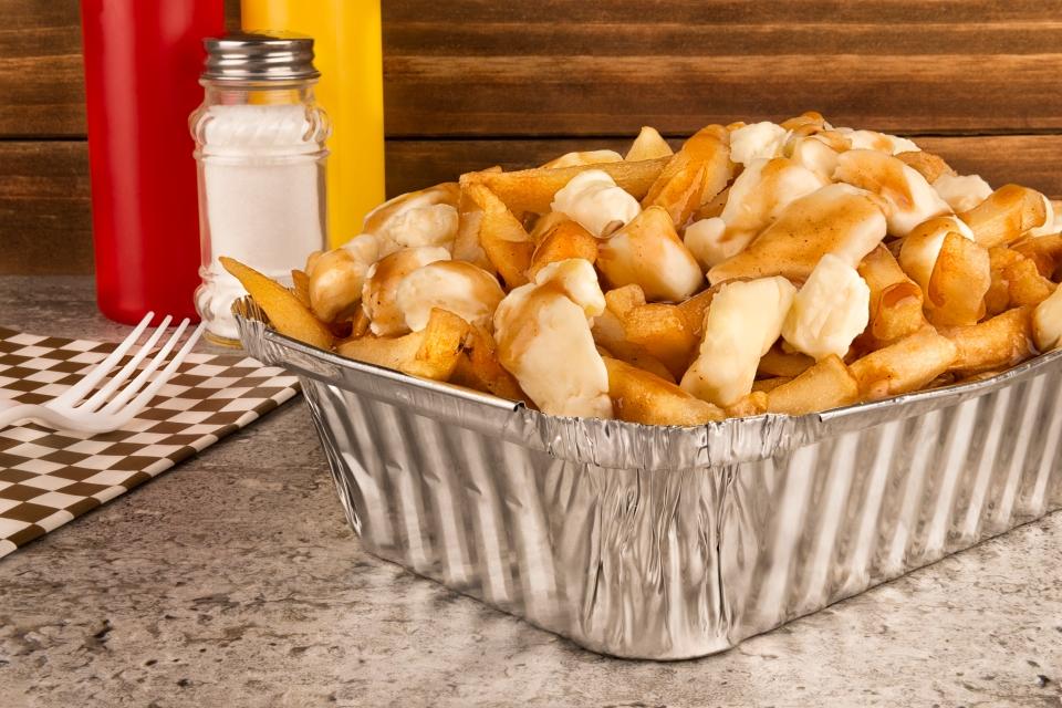 Versuchen Sie die einheimischen kulinarischen Spezialitäten von Quebec