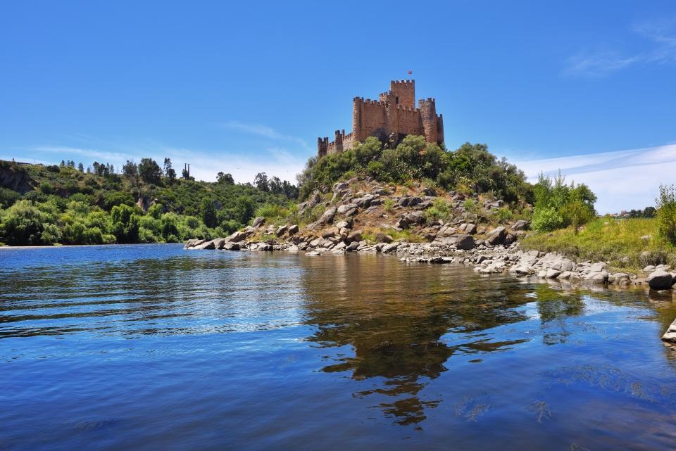 3. Almourol Castle