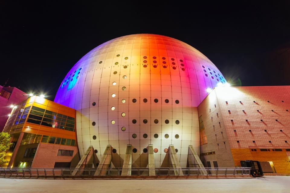 4. The Ericsson Globe