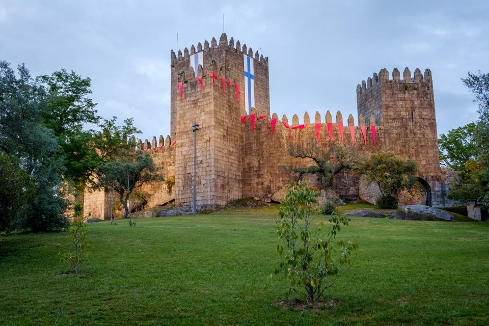 4. Guimaraes Castle