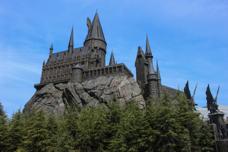 1. The Making of Harry Potter (Londres, Reino Unido)