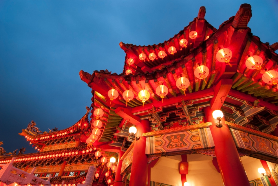 2. Hengdian World Studios (Hengdian, China)