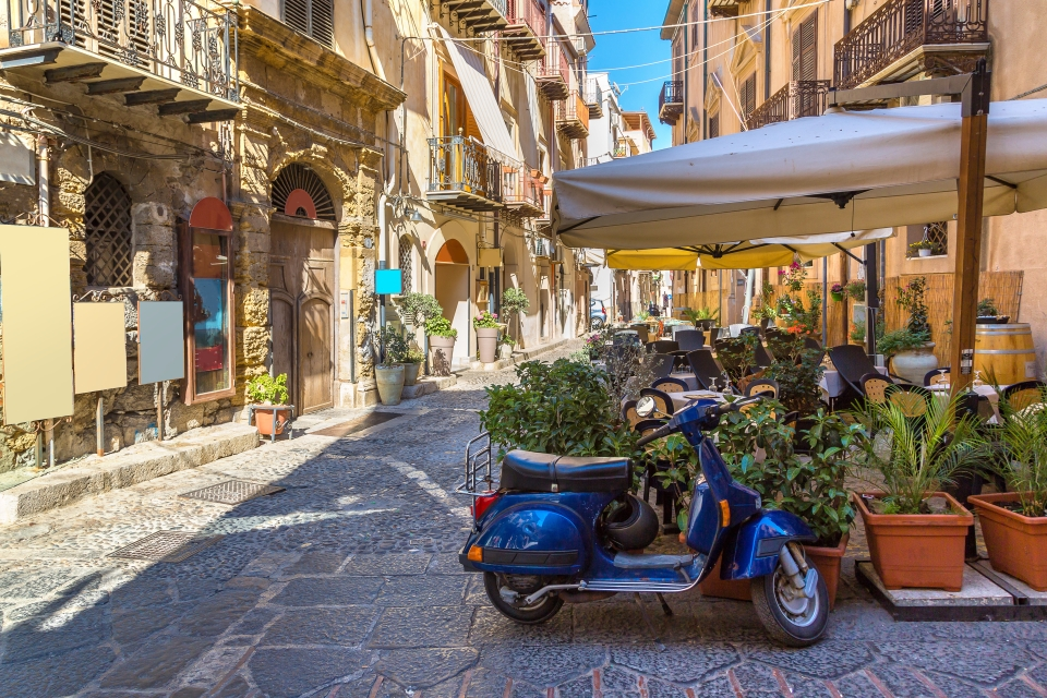 Sicily's diverse landscape suits everyone's taste