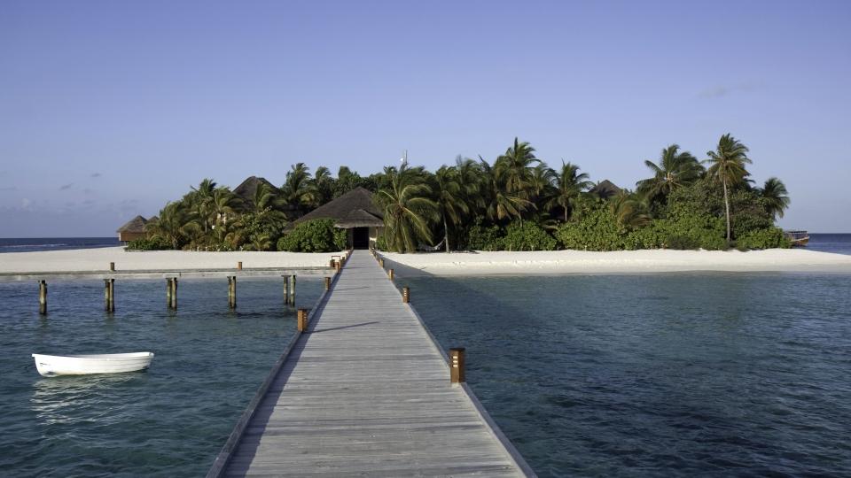 6. Mirihi Island, Maldives