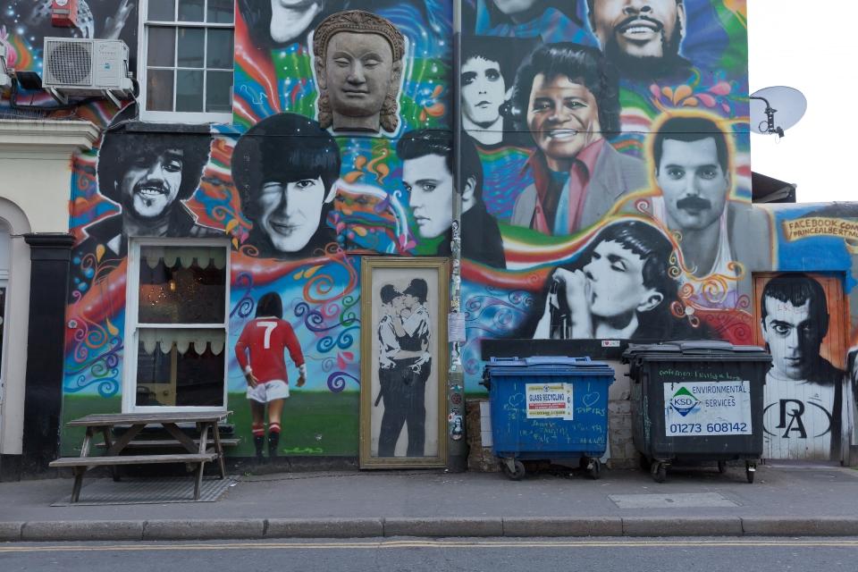 1. Eine der besten Kunstszenen in Großbritannien