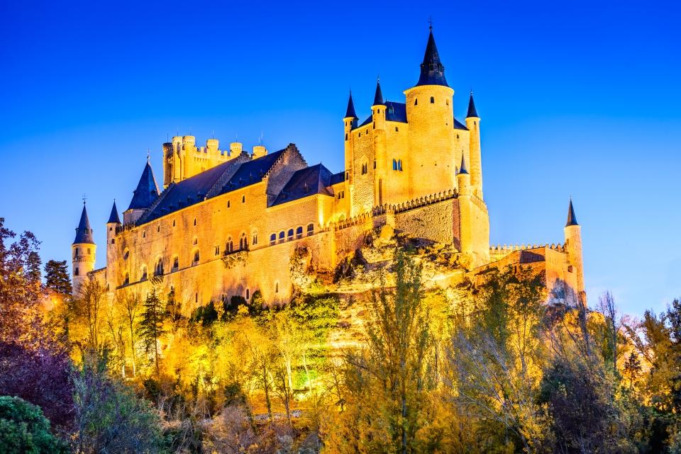 Perderte entre castillos y leyendas