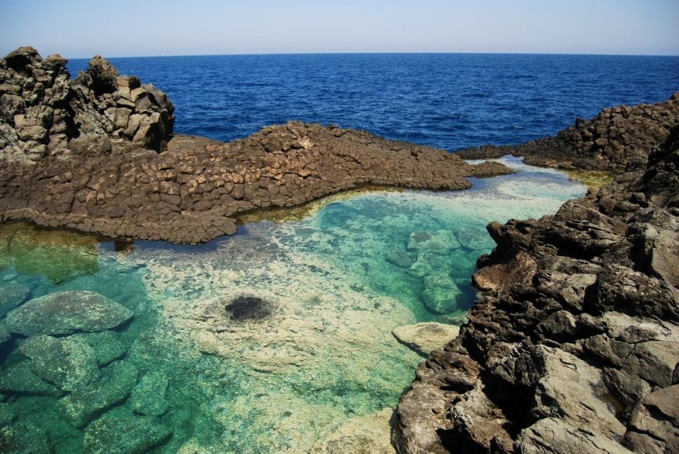 Italia, Parco Nazionale Isola di Pantelleria