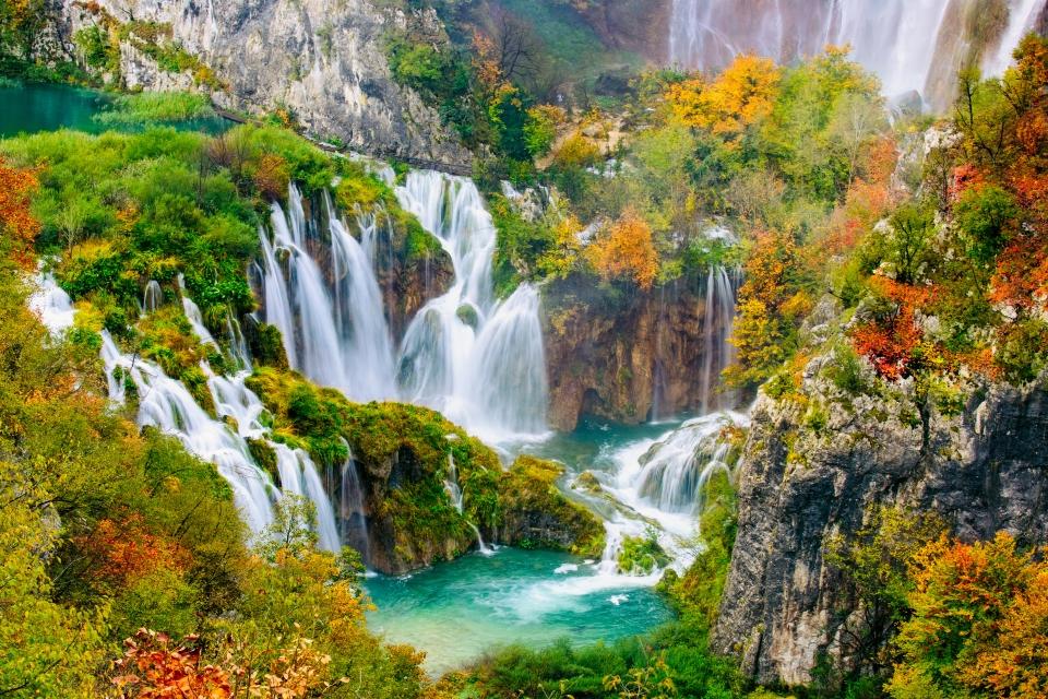 Croazia, Parco Nazionale dei Laghi di Plitvice