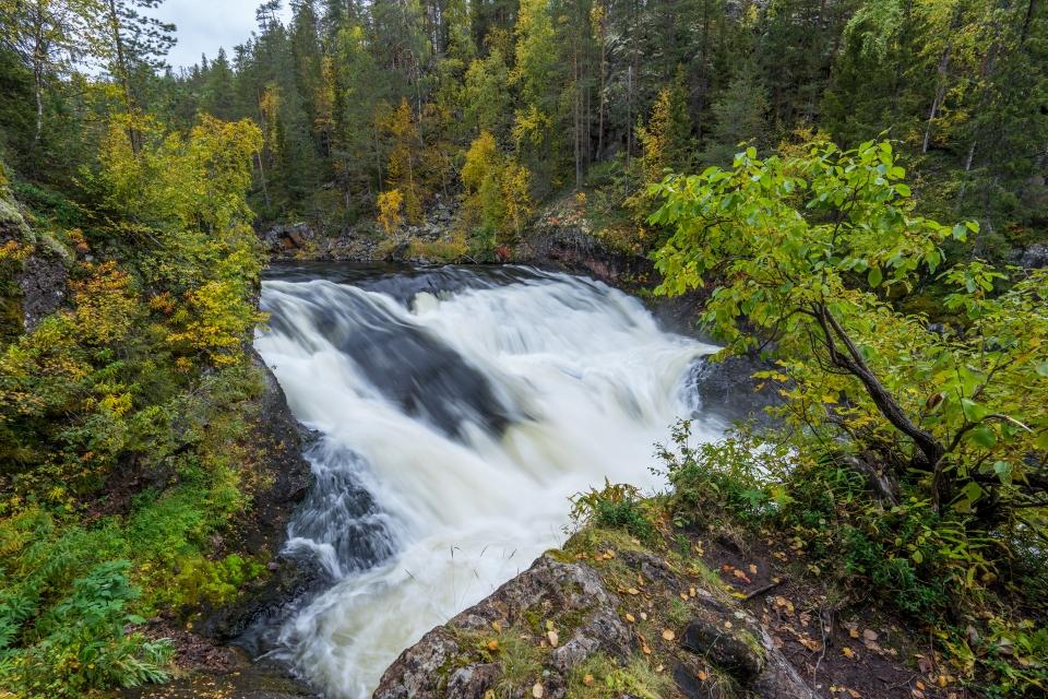 Finlandia, Parco Nazionale di Oulanka
