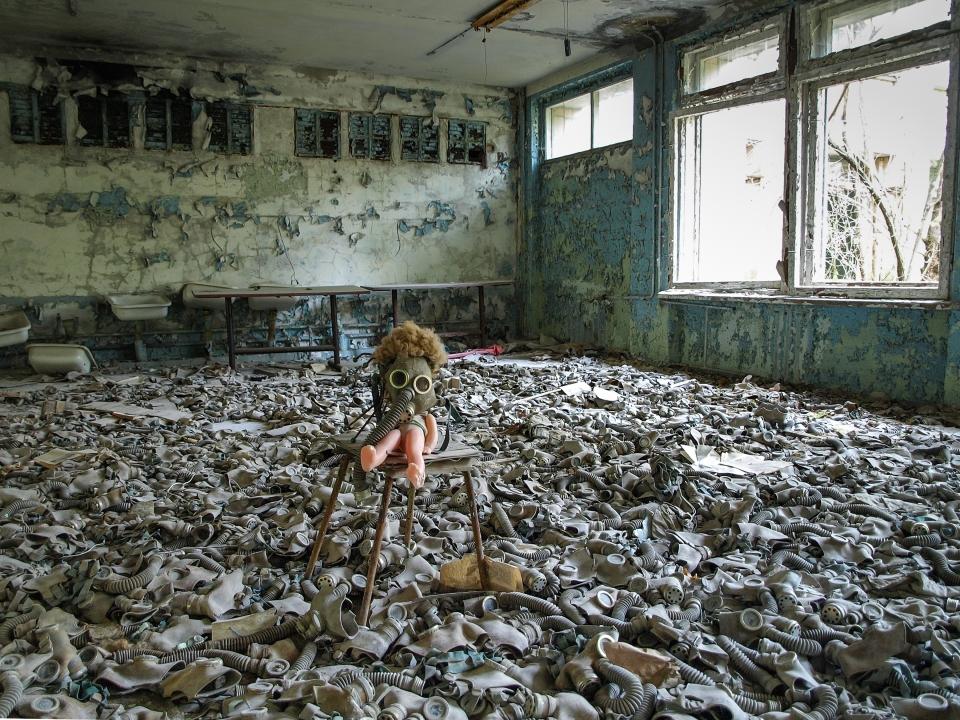 1. Chernobyl, Ukraine