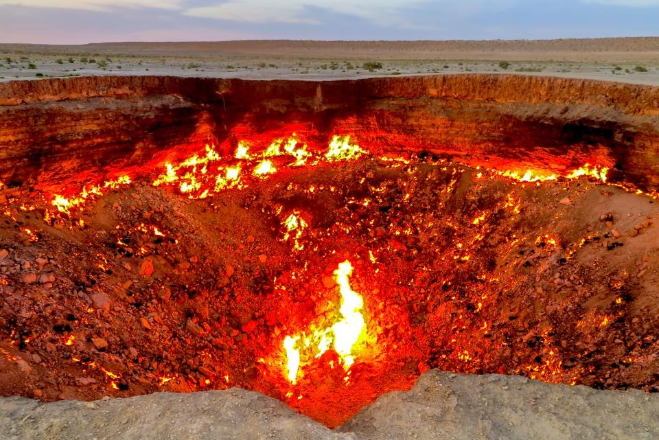 2. Gates of Hell, Turkmenistan