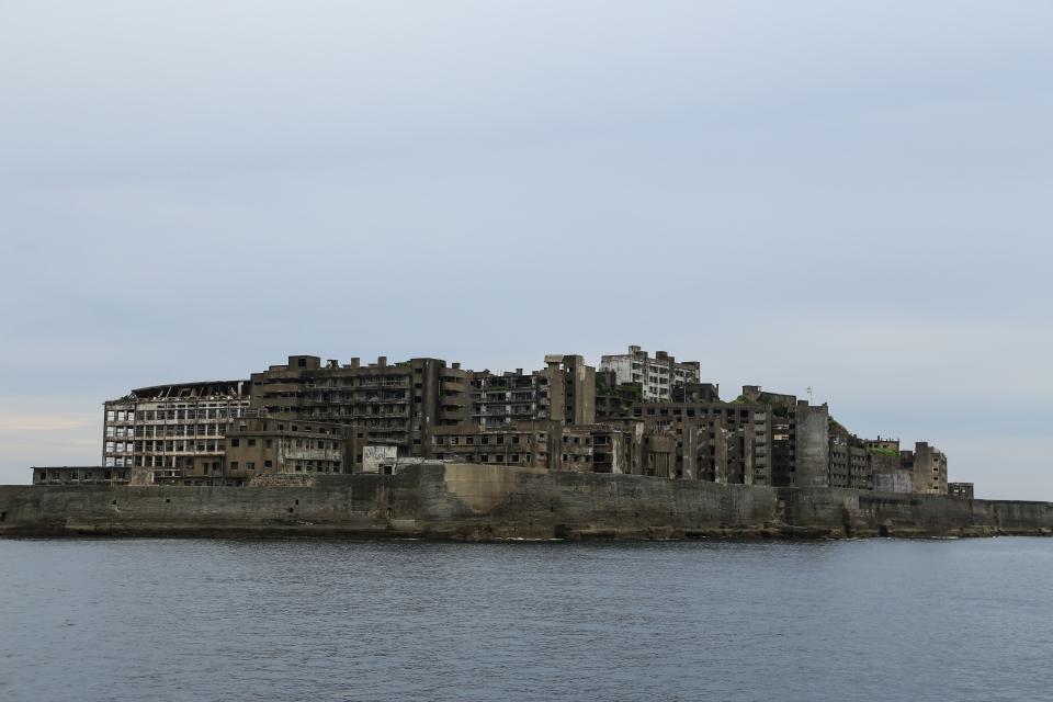 3. Hashima Island, Japan