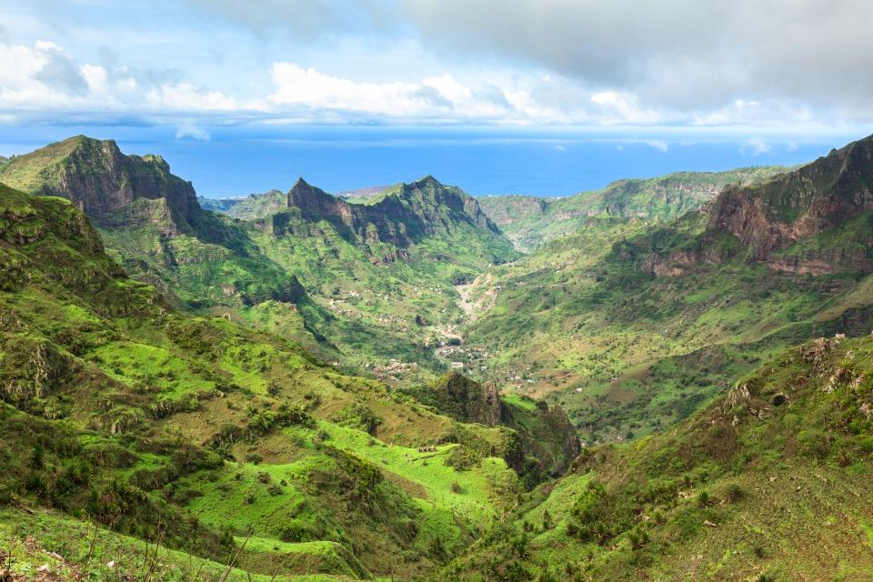 1. Santo Antao, Cape Verde