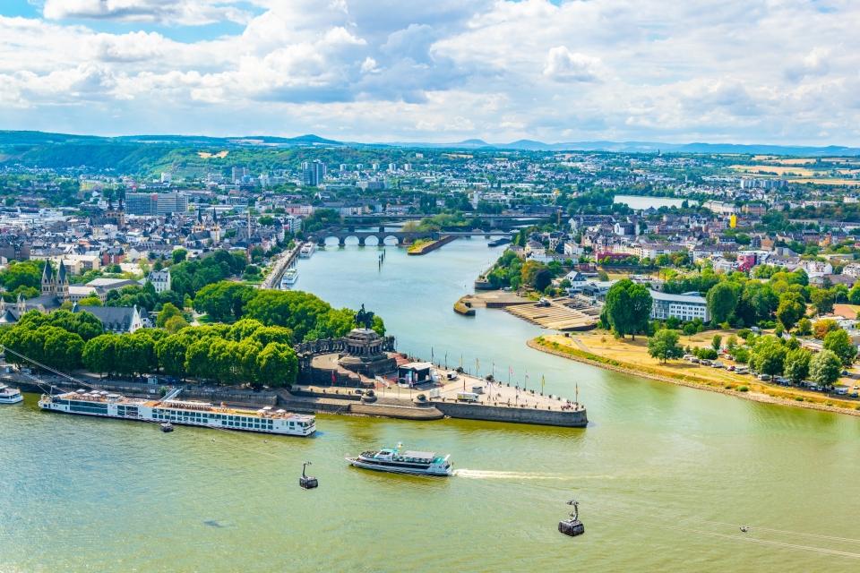 Koblenz, Deutschland