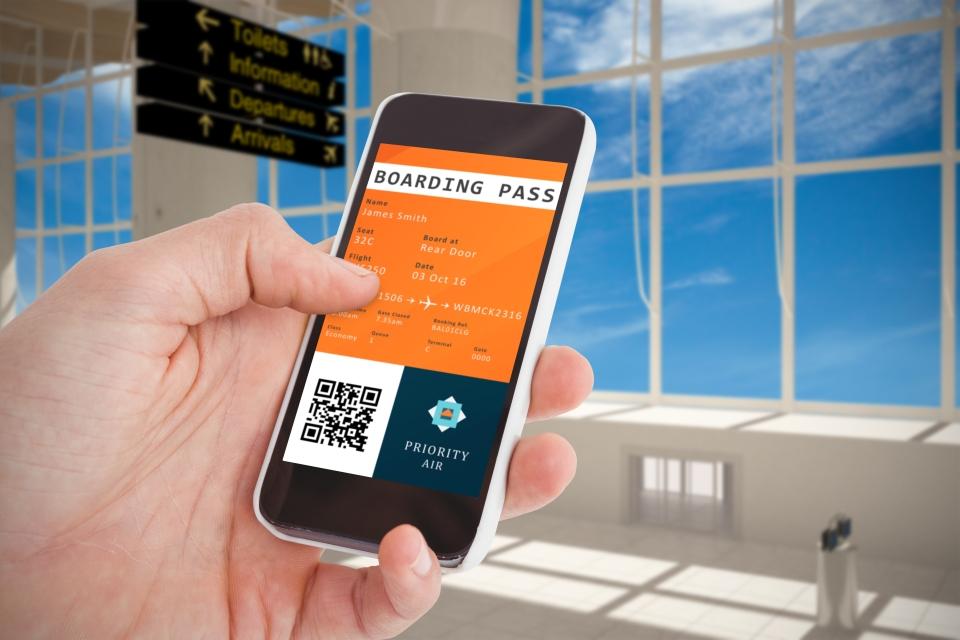 Utilizzare le versioni digitali dei biglietti