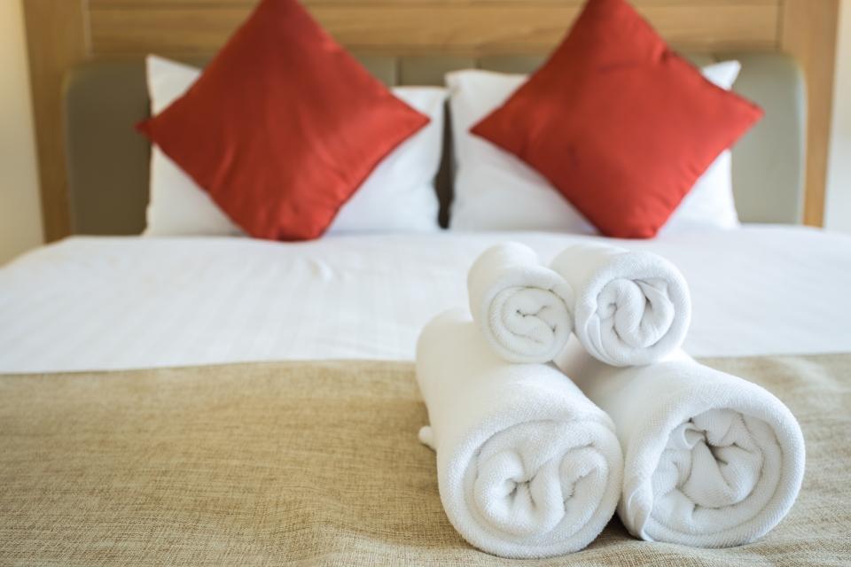 Riutilizzare gli asciugamani