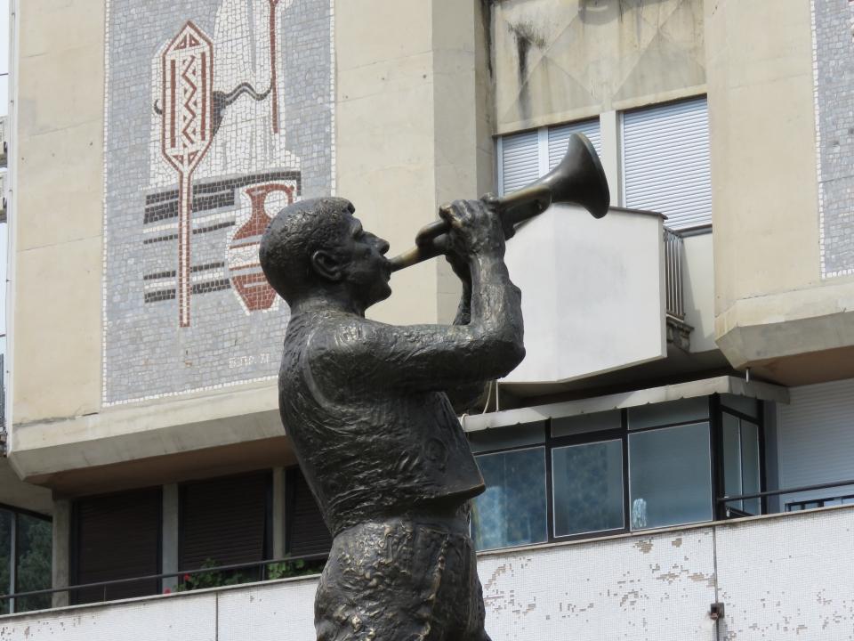 Le plus grand festival de trompette du monde à Guca