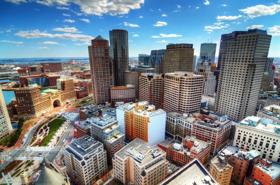 Boston, Vereinigten Staaten