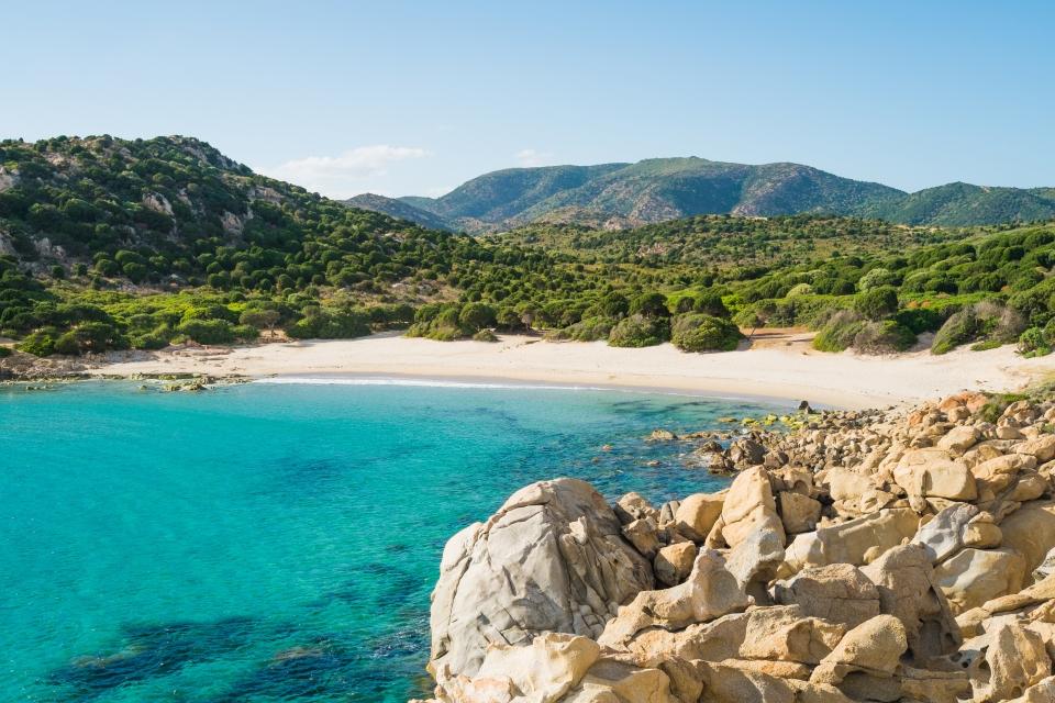 Cala Cipolla (Sardinien)