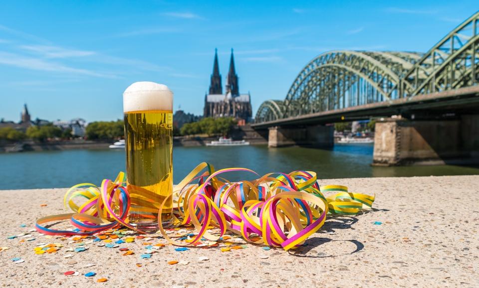 La Kölsch, bière traditionnelle de Cologne