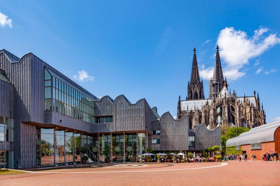 Le Musée Ludwig d'Art Moderne de Cologne