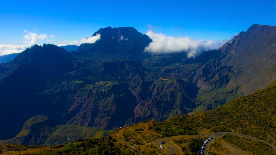 Piton de la Fournaise, Réunion