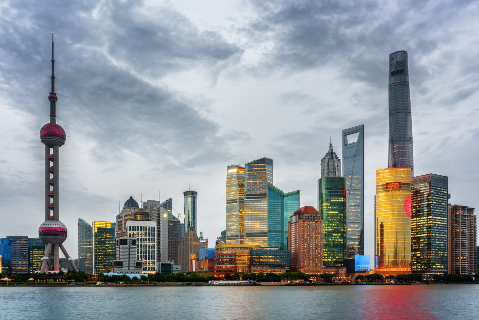 2. Torre Shanghái, China