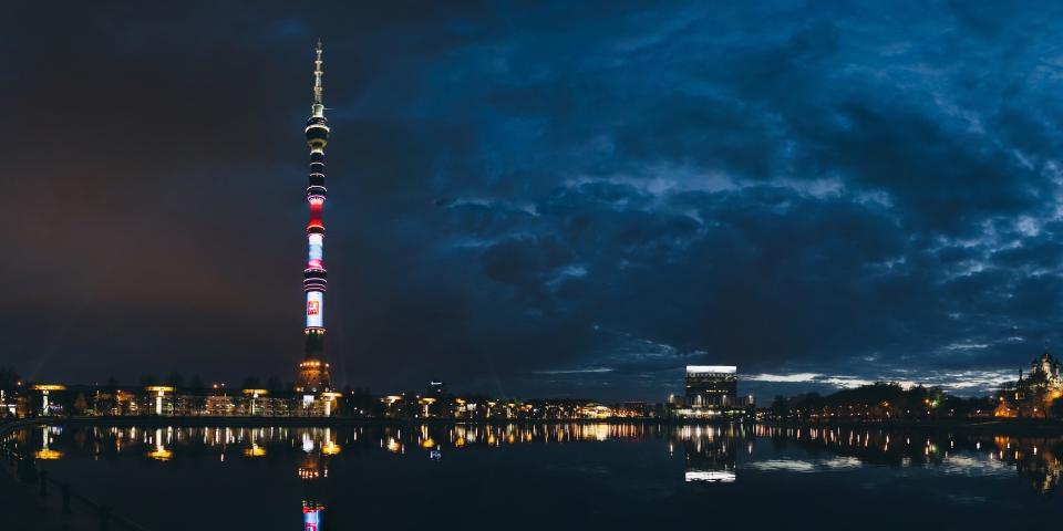 5. Torre Ostankino, Rusia