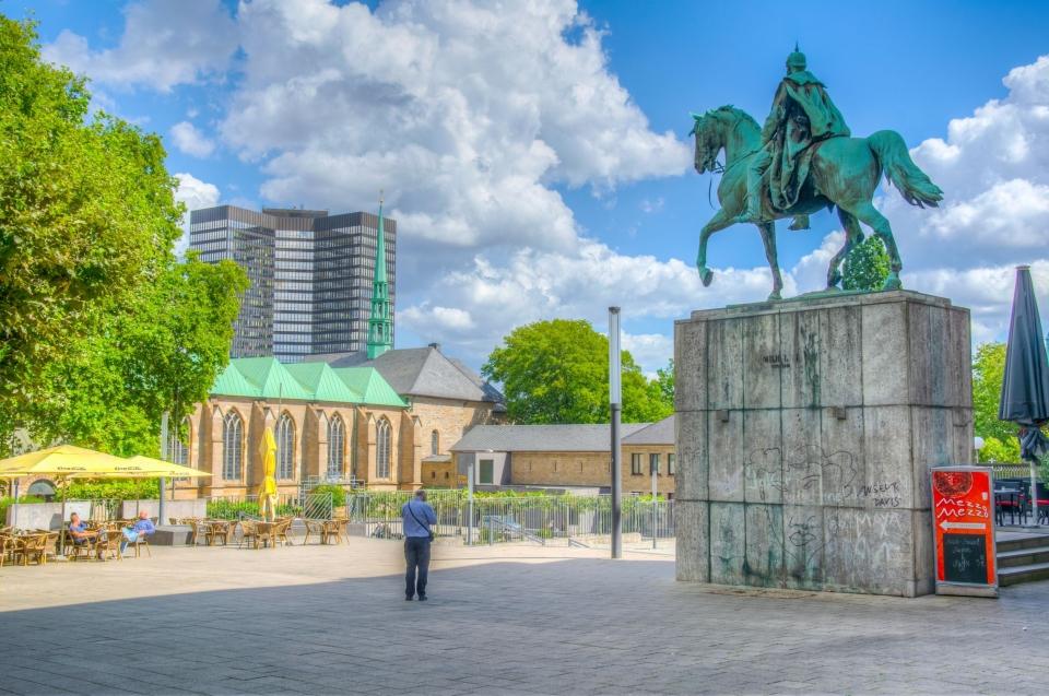 La cathédrale d'Essen