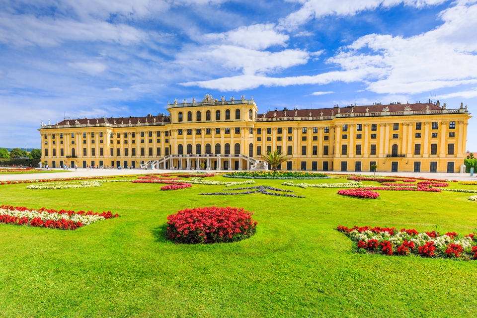 2. Schonbrunn Palace, Austria
