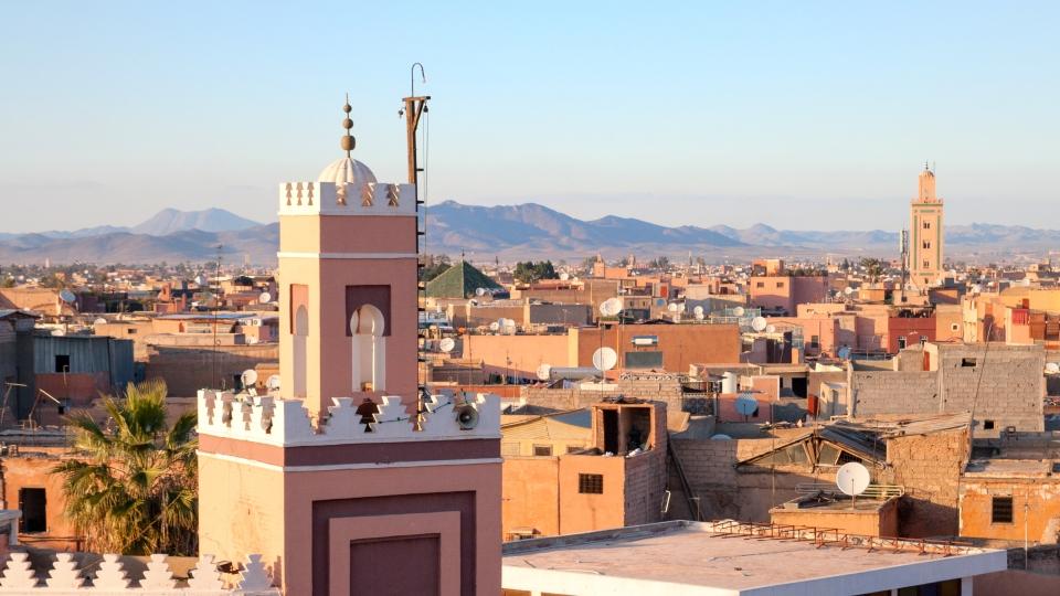 1001 nuits à Marrakech