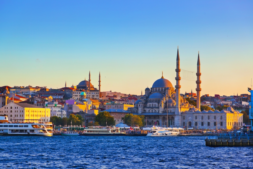 Istanbul, entre Asie et Europe