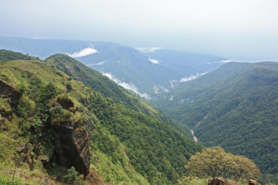 L'endroit le plus humide du monde : le village de Mawsynram