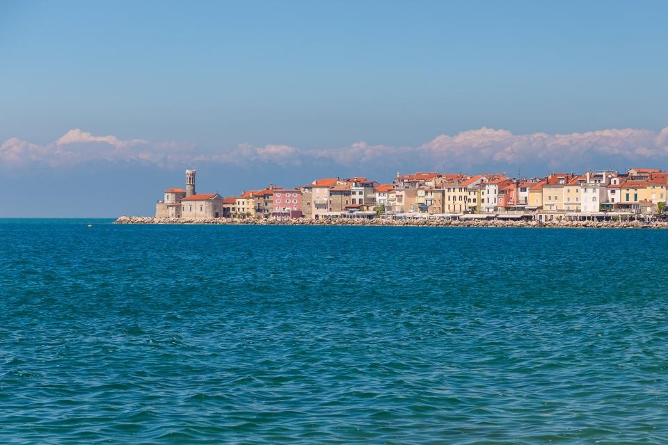 2. Wunderschönes, kristallklares Adriatisches Meer