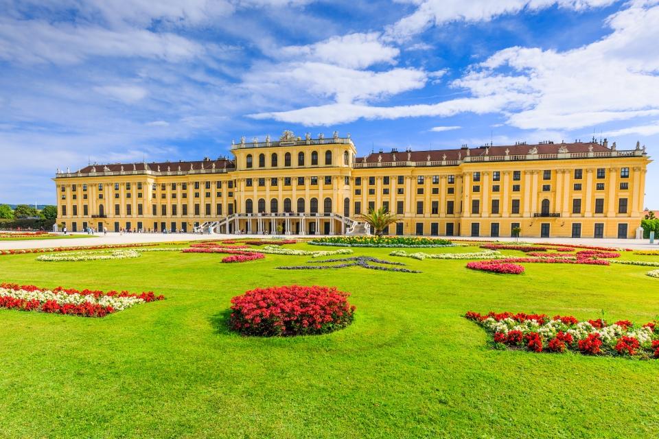 Palazzo di Schonbrunn, Austria