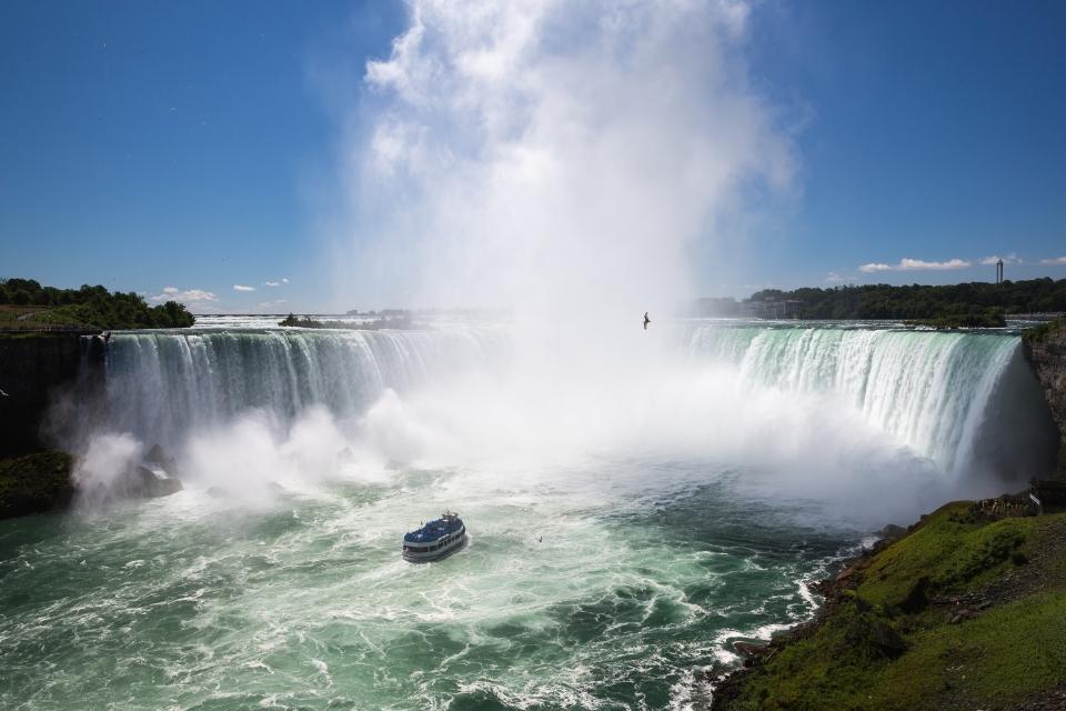 Cascate del Niagara, Ontario