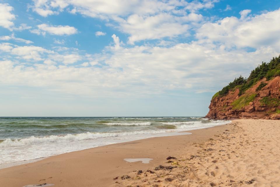 Isola del Principe Edoardo (e di Anna dai Capelli Rossi)