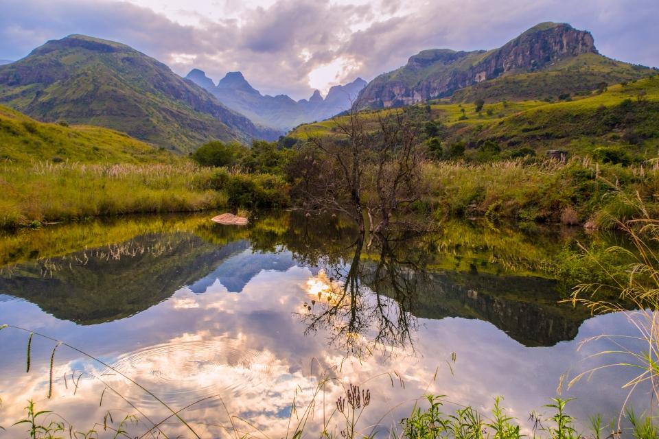 3.Der Drakensberg Nationalpark