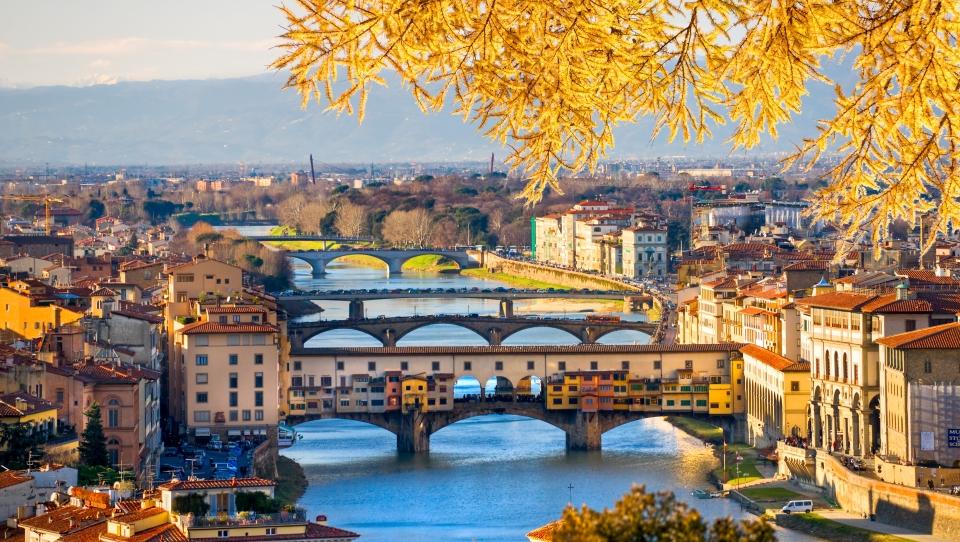 Der Ponte Vecchio