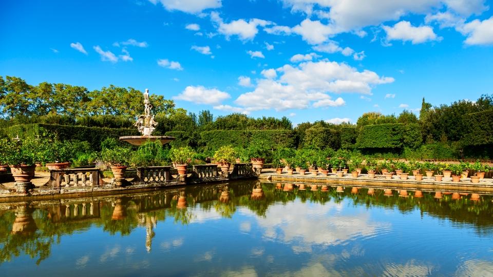 Der Boboli-Garten