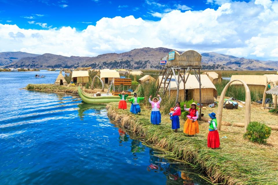 Titicaca: el lago navegable más alto del mundo