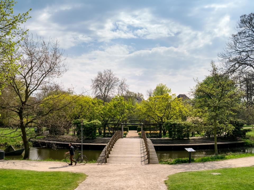 The Fairytale Garden