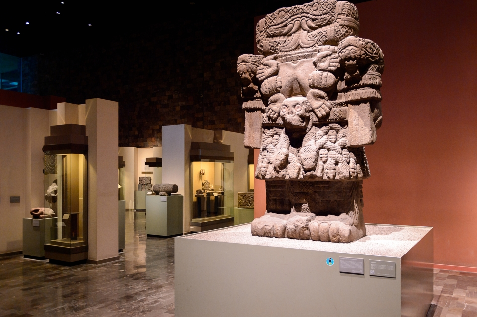 The National Museum of Anthropology