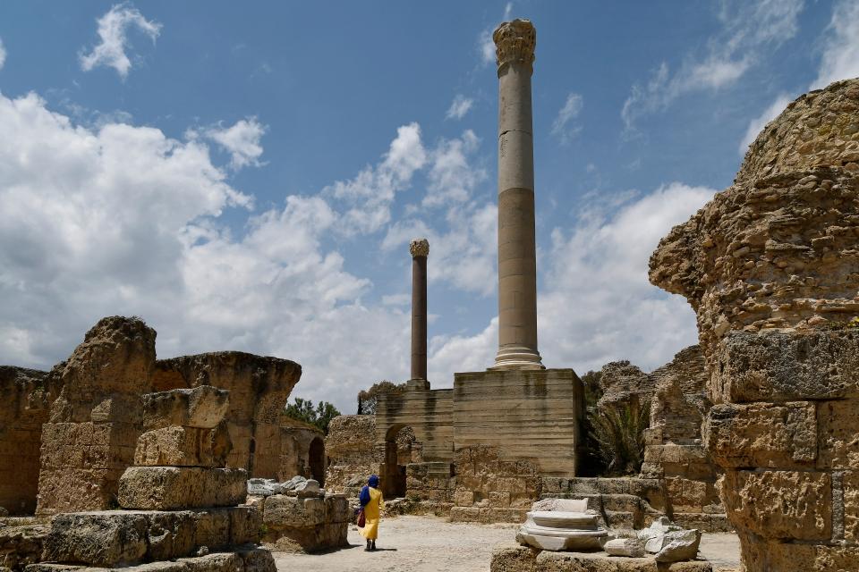 Le site de Carthage est classé par l'Unesco