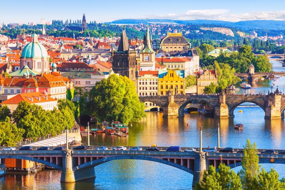 20. Prag, Tschechien