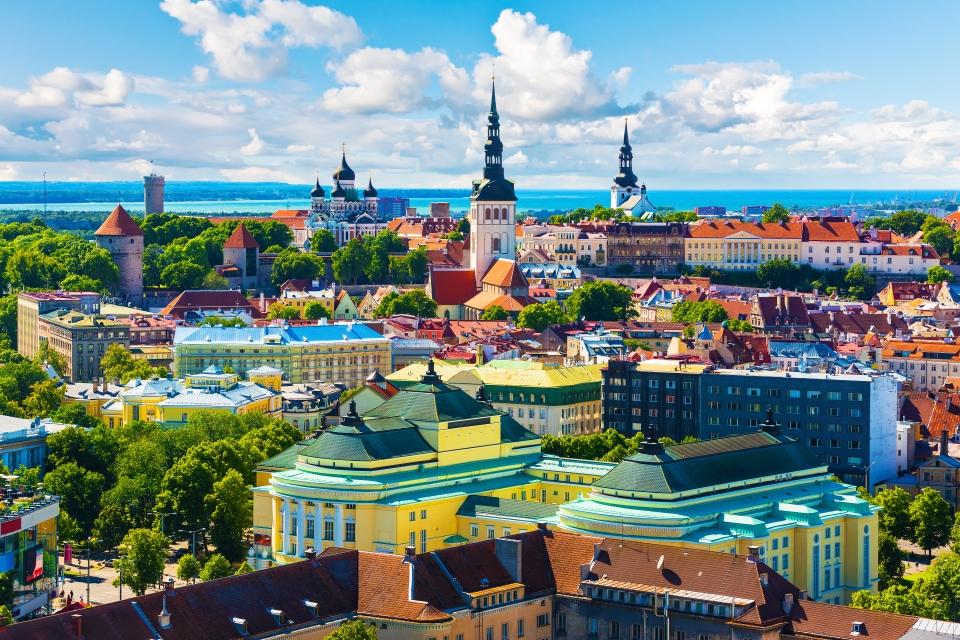 19. Tallinn, Estland