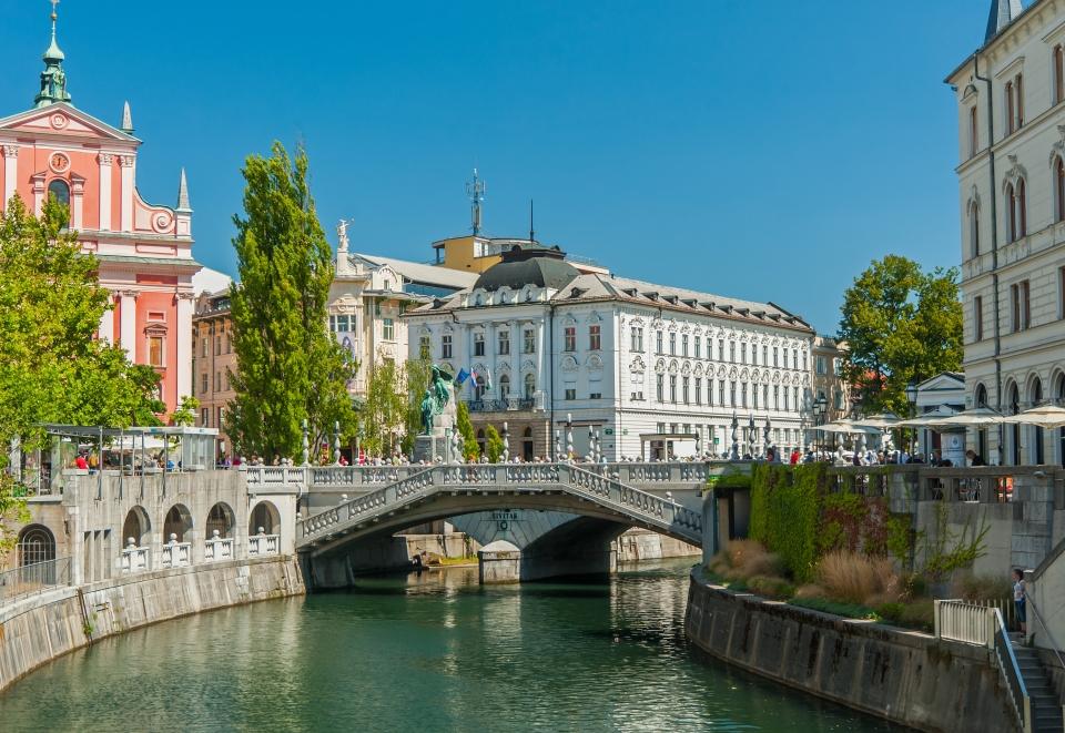 18. Ljubljana, Slowenien