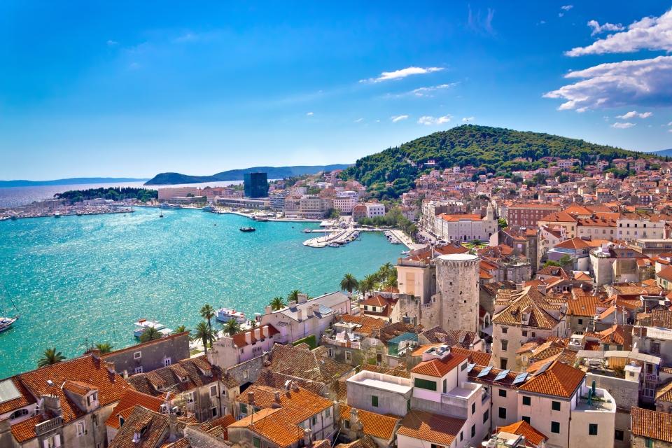16. Split, Kroatien