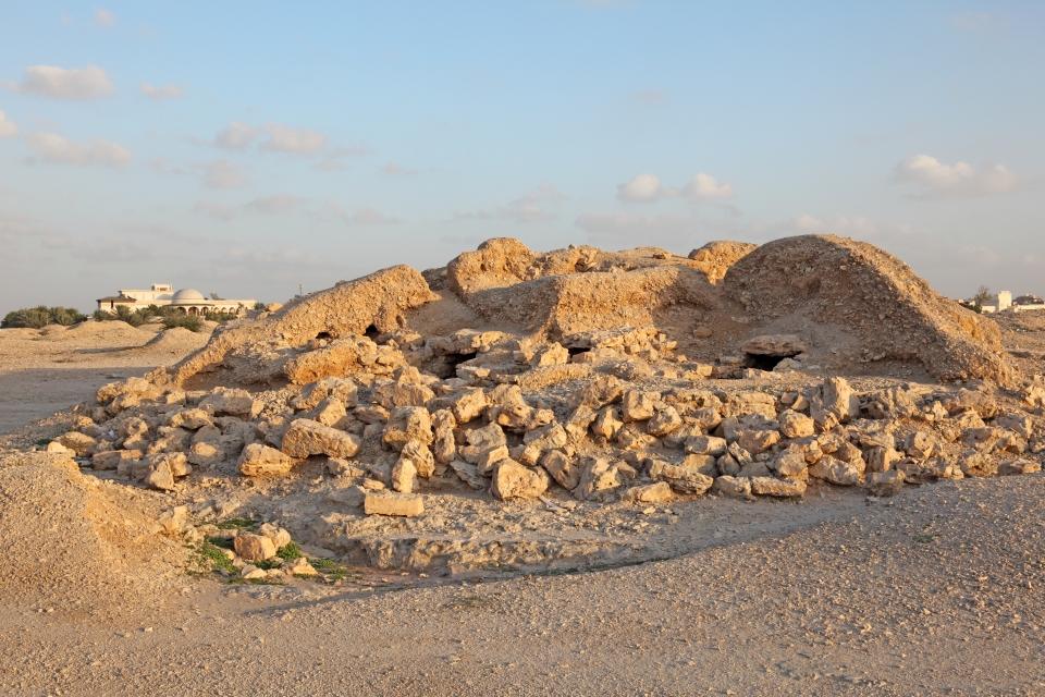 Dilmun Grabhügel, Bahrain