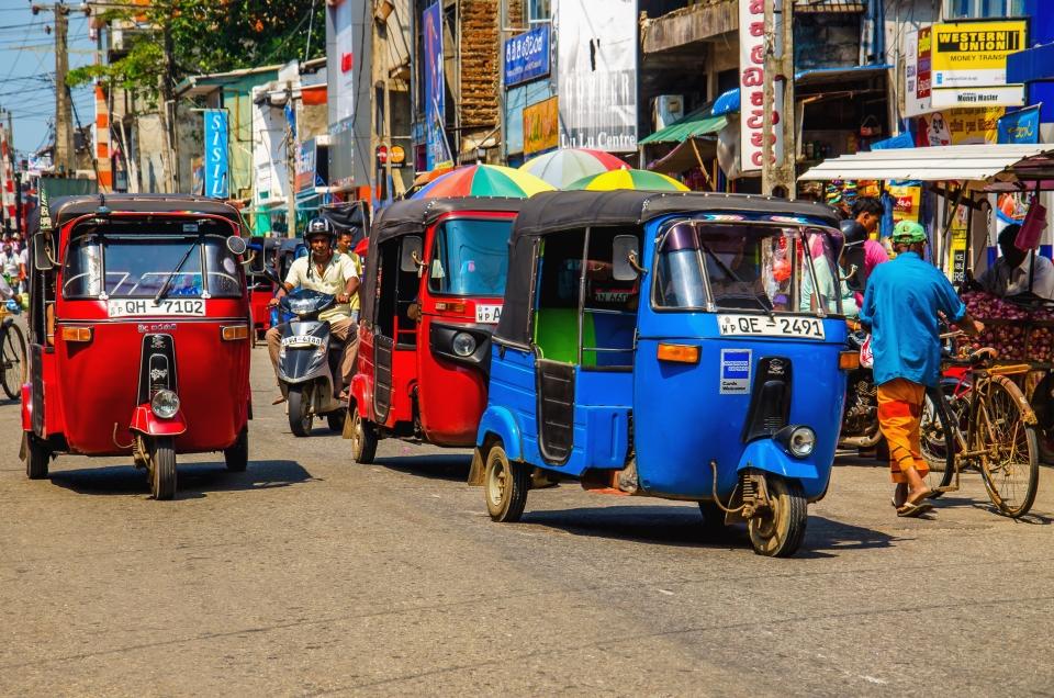 Taxibetrug